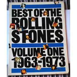 Best Of The Rolling Stones - Volume One 1963-1973