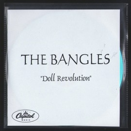 THE BANGLES DOLL REVOLUTION FULL CD COLLECTOR SAMPLER  17 TITRES PLASTIC SLEEVES RARE