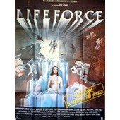 Life Force, �toile Du Mal - Tobe Hooper (Usa 1984) 120x160 Cm.