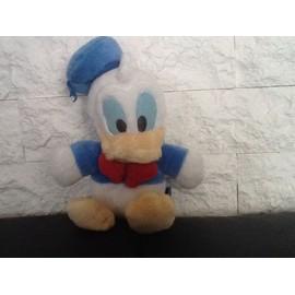 Peluche Doudou Donald Disney 27cm