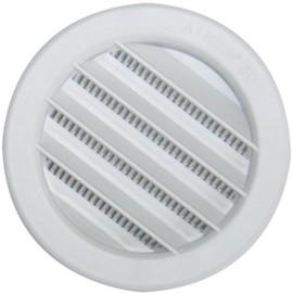 Grille Plastique Universelle � Encastrer Dmo - Diam�tre 100 Mm