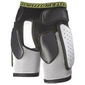 Protection Short Dainese Action Short Evo Black White - L
