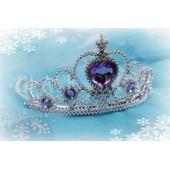 Diad�me Elsa Adulte Couronne Princesse D�guisement La Reine Des Neiges Costume Pour Soir�e F�te Anniversaires Sorties Envoie Imm�diat