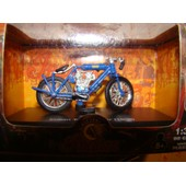 Moto Miniature Indian Twin Racer 1908 (1:32�me)