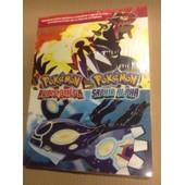 Guide Pokemon Rubis Om�ga Et Pokemon Saphir Alpha : R�gion De Hoenn de The Pokemon Company