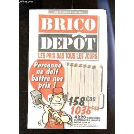 brico depot pas cher voir les 71 occasions. Black Bedroom Furniture Sets. Home Design Ideas