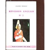 Revision Anglais N�2 de PICHON CLAUDE