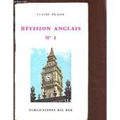 Revision Anglais N�1 de PICHON CLAUDE