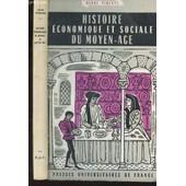 Histoire Economique Et Sociale Du Moyen-Age de henri pirenne