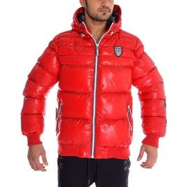 Doudoune Geographical Norway Casamia Men Rouge
