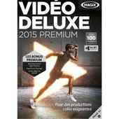 Magix Video Deluxe 2015 Premium - Ensemble De Bo�tes - Dvd - Win