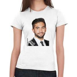 T-Shirt Kendji Girac - Femme
