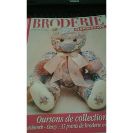 Broderie Inspiration 6 Oursons De Collection