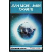 Jean-Michel Jarre K7 Audio