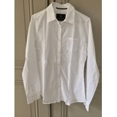 Chemise French Connection Taille M Blanche