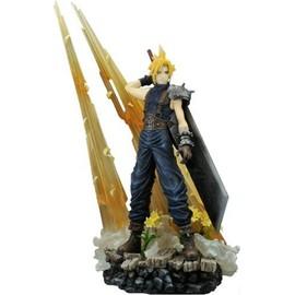 Square Enix Final Fantasy Vii - Static Arts Cloud Pvc Statue 36 Cm (Ff06)