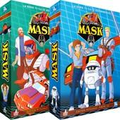 Mask - Int�grale De La S�rie Tv - Dvd de Bernard Deyri�s, Bruno Bianchi