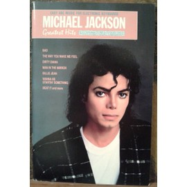 Easy abc music for electronic keyboards Michael Jackson Greatest Hits