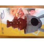 Fontaine � chocolat en acier inoxydable Elta CF100
