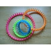 Tricotin Circulaire Knitting Loom Diam. 13, 18, 23, 28 Cm