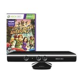 Pack Kinect Xbox 360 + Jeu Kinect Adventures