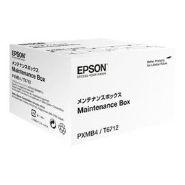 Epson Maintenance Box - Kit D'entretien - Pour Workforce Pro Wf-6090, 8010, 8090, 8090 D3twc, 8510, 8590, 8590 D3twfc, R5690, R8590