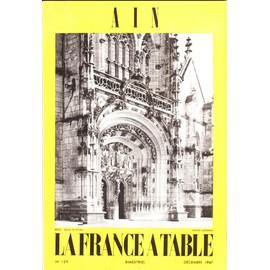 La France � Table- Ain