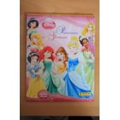 Lots Stickers Panini Princess Glamour