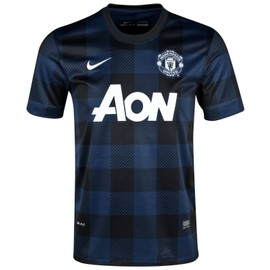 Maillot Nike Ext�rieur 2013/14 - Manchester United