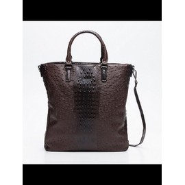 Sac � Main Sisley Marron Fonc�