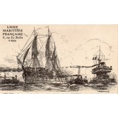 Ree Par Albert Sebille Peintre Officiel De La Marine En 1907