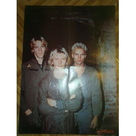 The Police - Poster magazine Best
