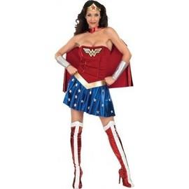 D�guisement Wonder Woman™ Femme , Taille Small