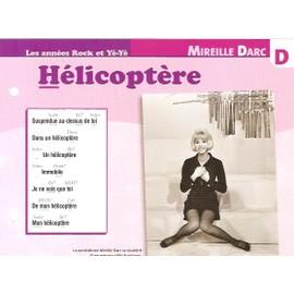 fiche chanson atlas MIREILLE DARC : hélicoptére