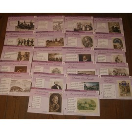lot de 22 fiches chansons atlas CHANSONS TRADITIONNELLES : auprés de ma blonde , c'est à boire , pirouette , 3 jeunes tambours , les anges de nos campagnes , etc etc