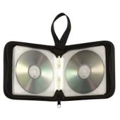 Pochette CD transport zipp�e 40 CD