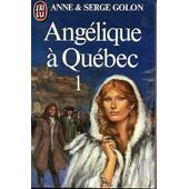 Angelique A Quebec de Golon