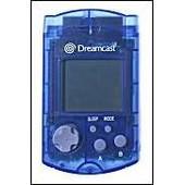 Dreamcast Virtual Memory Unit: Blue