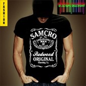 T-Shirt Sons Of Anarchy S O A Samcro