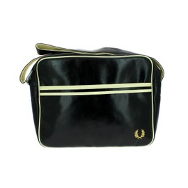 Fred Perry Classic Shoulder Bag Simili Cuir