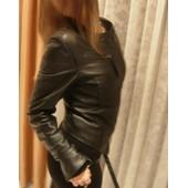 Blouson Veste En Cuir V�ritable Femme Fabrique En Italie Ruches S M L Xl 2xl 3xl.Creazioniinpelle