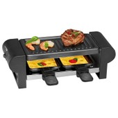 Clatronic 2 Persons Raclette Grill Rg 3592 Schwarz