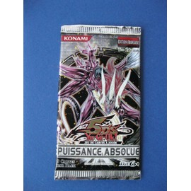 Booster Yugioh Puissance Absolue