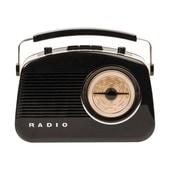 K�nig Hav-Tr800bl - Radio Portable - Noir