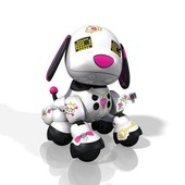 Zoomer Zuppies Scarlet - Chien Robot Interactif