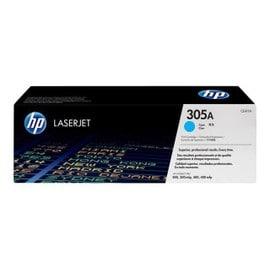 Hp 305a - Cyan - Original - Laserjet - Cartouche De Toner ( Ce411a ) - Pour Laserjet Pro 300 Color M351a, 300 Color Mfp M375nw, 400 Color M451, 400 Color Mfp M475