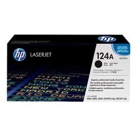 Hp 124a - Noir - Original - Laserjet - Cartouche De Toner ( Q6000a ) - Pour Color Laserjet 1600, 2600n, 2605, 2605dn, 2605dtn, Cm1015 Mfp, Cm1017 Mfp