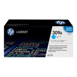 Hp 309a - Cyan - Original - Laserjet - Cartouche De Toner ( Q2671a ) - Pour Color Laserjet 3500, 3500n, 3550, 3550n