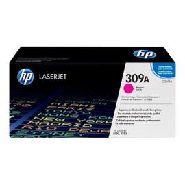 Hp 309a - Magenta - Original - Laserjet - Cartouche De Toner ( Q2673a ) - Pour Color Laserjet 3500, 3500n, 3550, 3550n