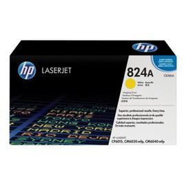 Hp 824a - 1 - Jaune - Kit Tambour - Pour Color Laserjet Cl2000, Cm6030, Cm6040, Cp6015